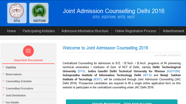 JAC-Delhi-First-Round-Seat-Allotment-Results-2016