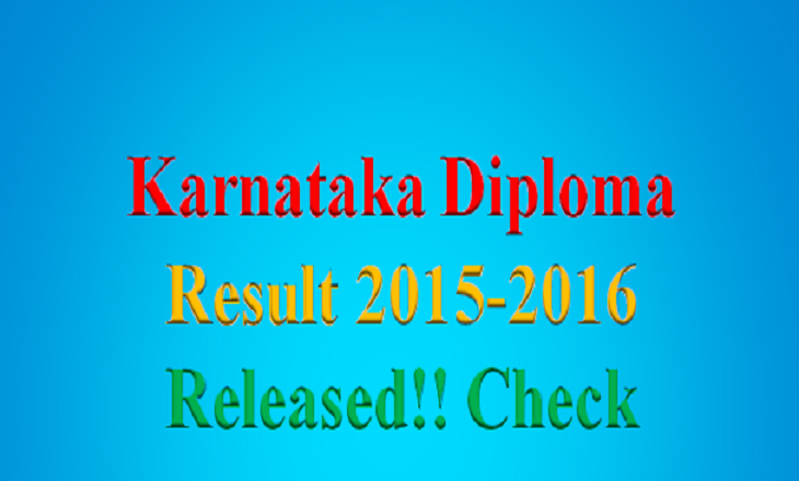 Karnataka-Diploma-Result-2015-2016-Nov-Dec
