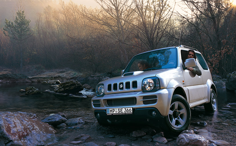 New 4th Generation Suzuki Jimny Likely To Be Made In India
