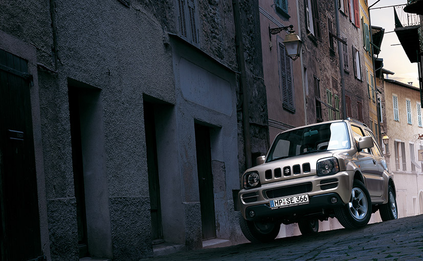 Maruti Suzuki Jimny may be manufactured in India1