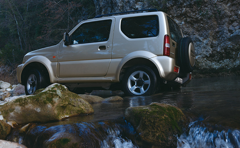 Maruti Suzuki Jimny may be manufactured in India4