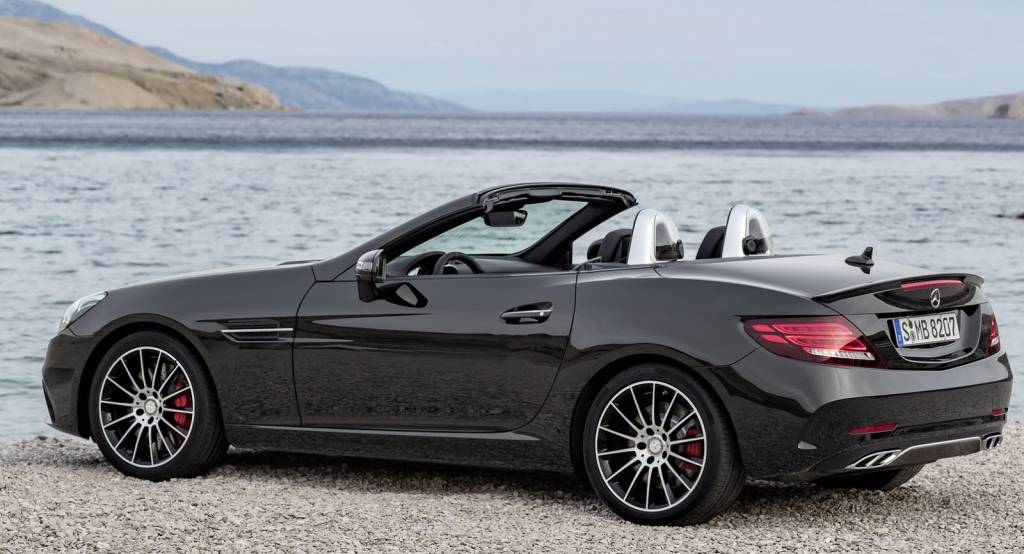 Mercedes amg slc 43 launched in india at rs 77 5 lakh for Mercedes benz amg slc 43