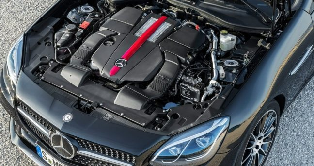 Mercedes-AMG SLC43 launched in India at Rs 77.5 lakh1