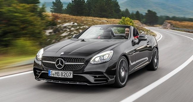 Mercedes-AMG SLC43 launched in India at Rs 77.5 lakh2