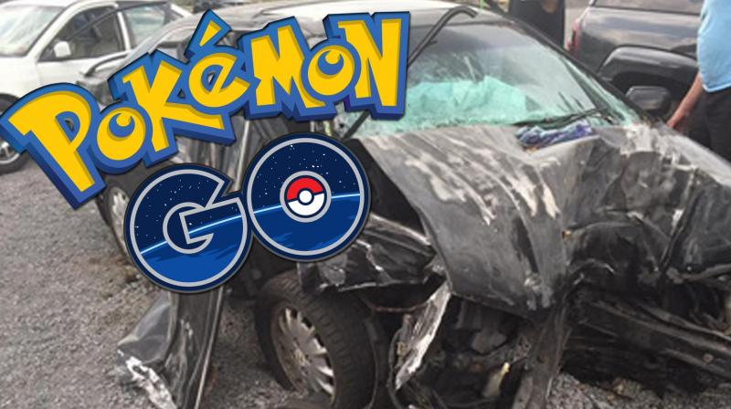 Mumbai records India's first road accident driven by Pokemon Go
