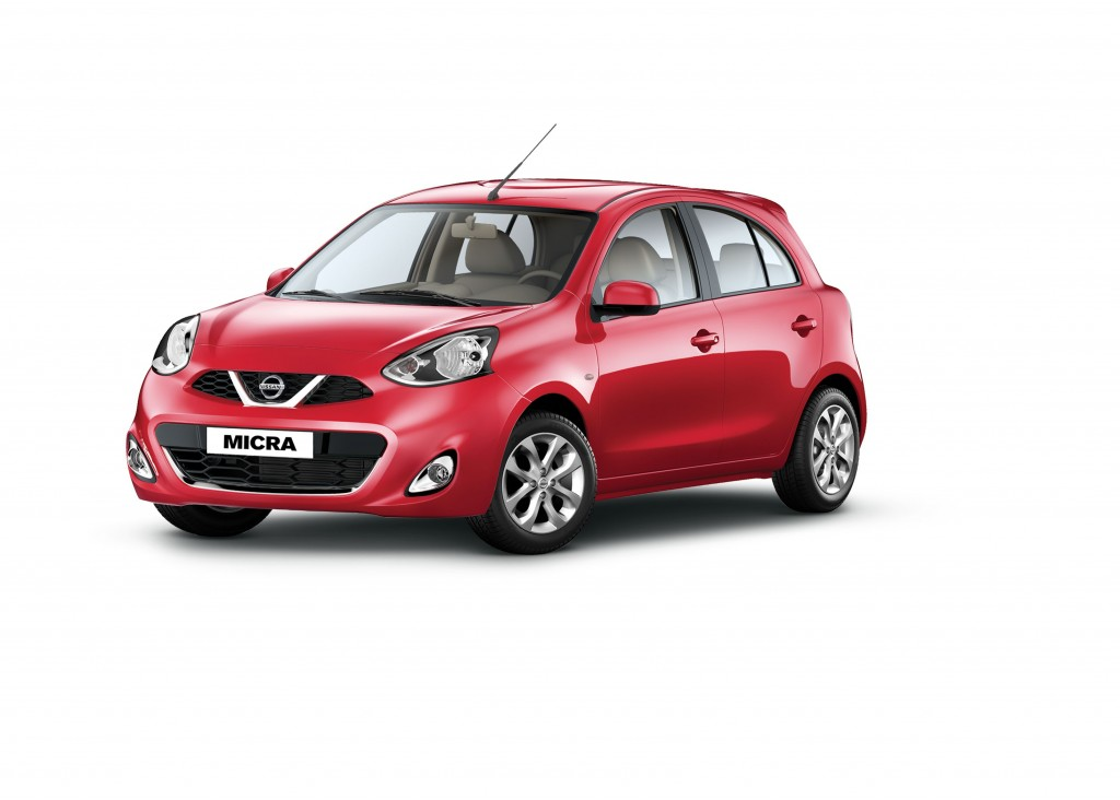 Nissan Micra Tops the Car Exports Chart in India with 6,800 units in June1