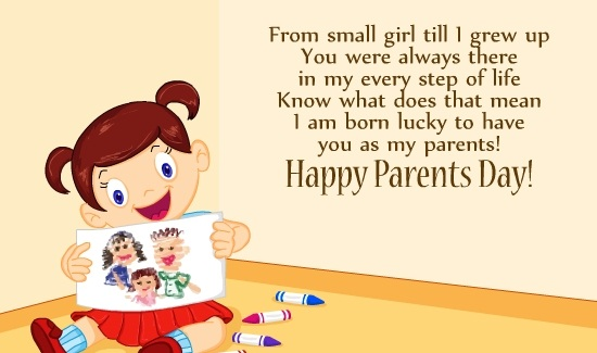 Happy National Parents Day 2016 Quotes Whatsapp Status Dp Images Wishes