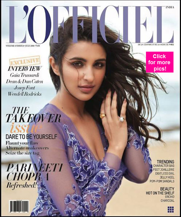 Parineeti Chopra's pics from a latest magazine photoshoot will instantly make you miss SUMMER