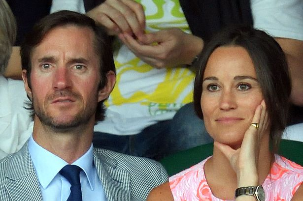 Pippa Middleton and fund manager James Matthews on Tuesday announced their engagemenT