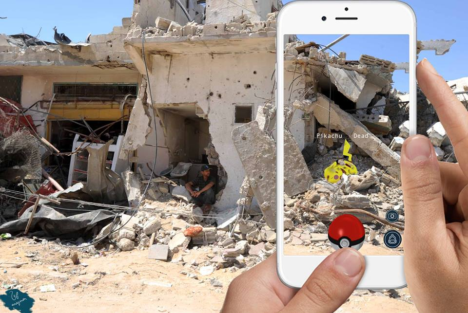 Pokemon Go highlights plight of Syrian kids in war-torn country1
