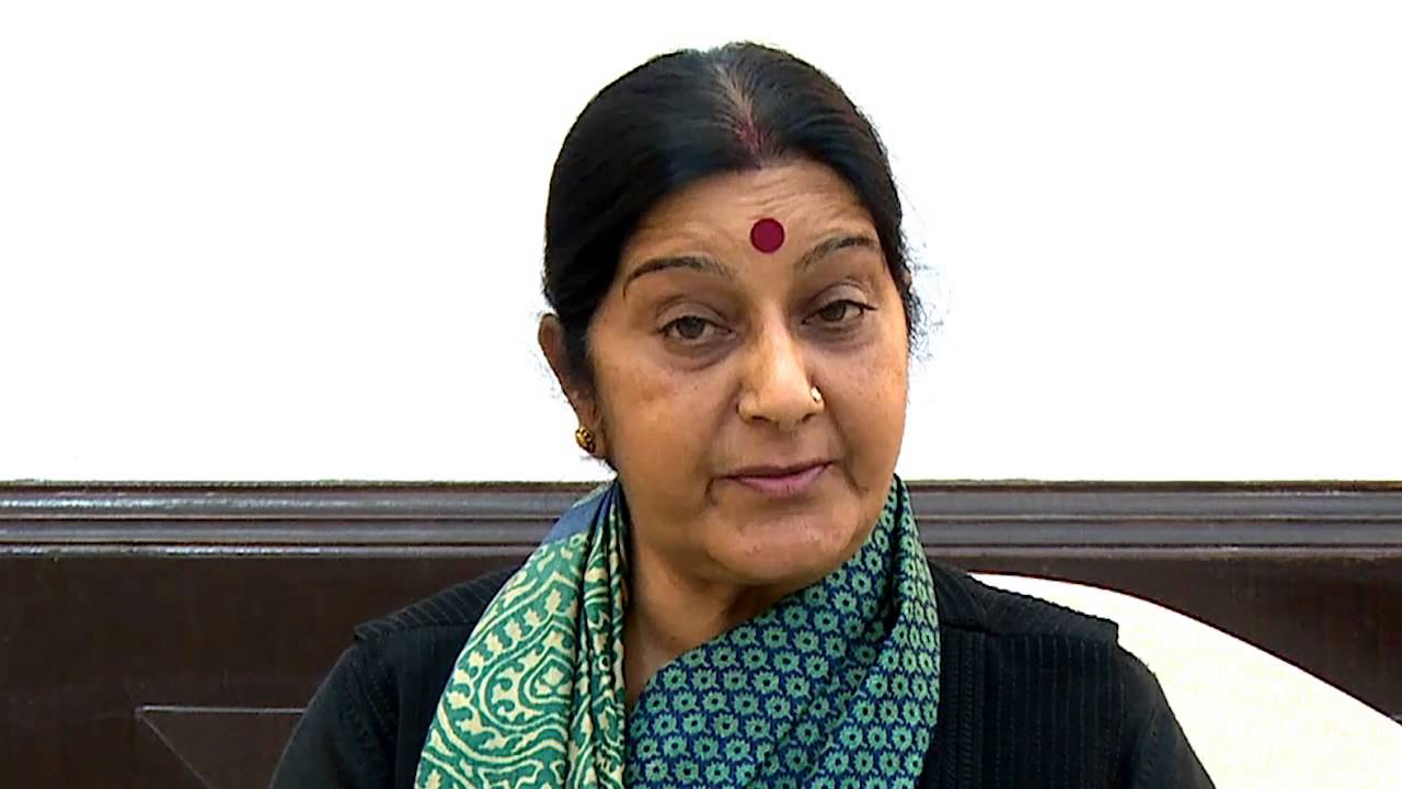 Politician-Sushma-Swaraj