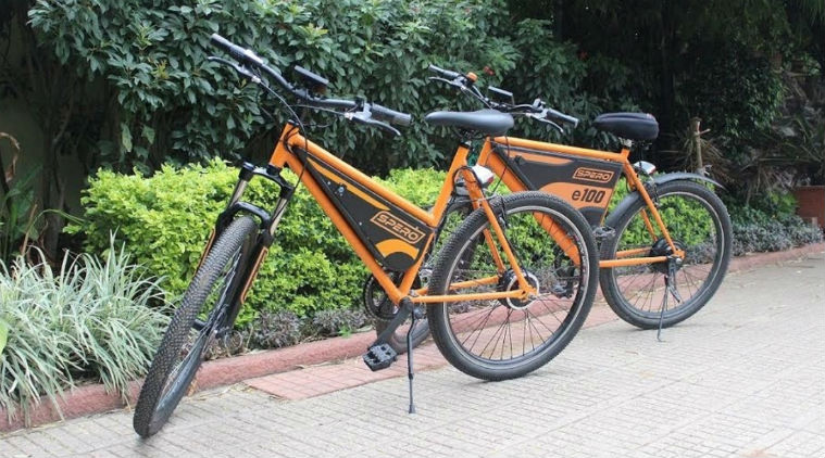 SPERO India's First Crowdfunded eco-friendly