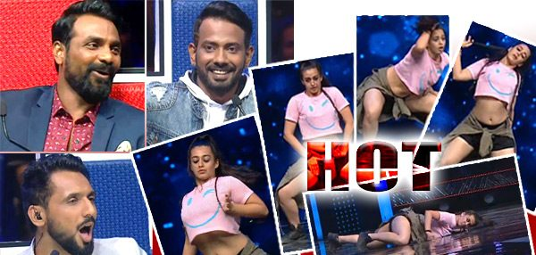 SUPER HOT VIDEO Delhi girl Mokshda sweeps judges off their feet on 'Dance Plus 2' with her SIZZLING & SENSUOUS moves! DON'T MISS