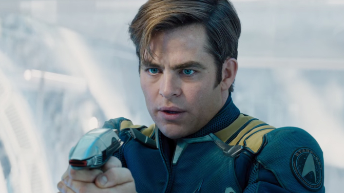 Star Trek Beyond Review & Rating