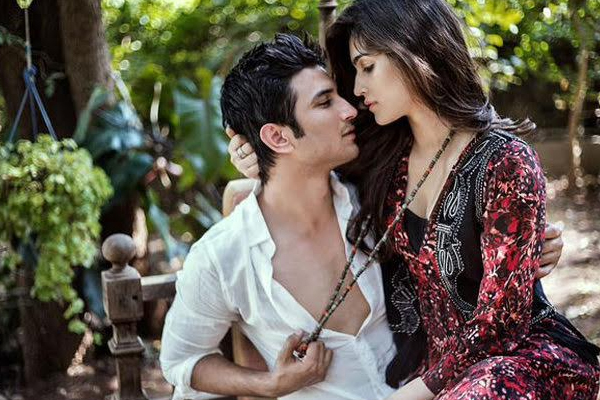 Sushant Singh Rajput FINALLY breaks his silence on dating Kriti Sanon and their SECRET vacation!