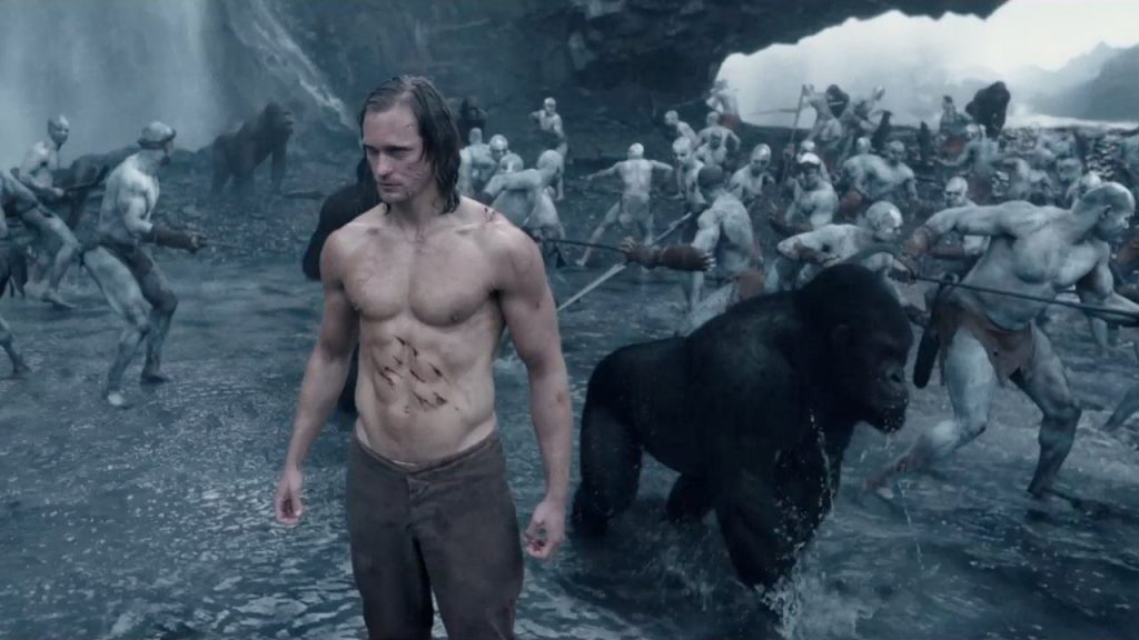 The Legend of Tarzan Box office Collection