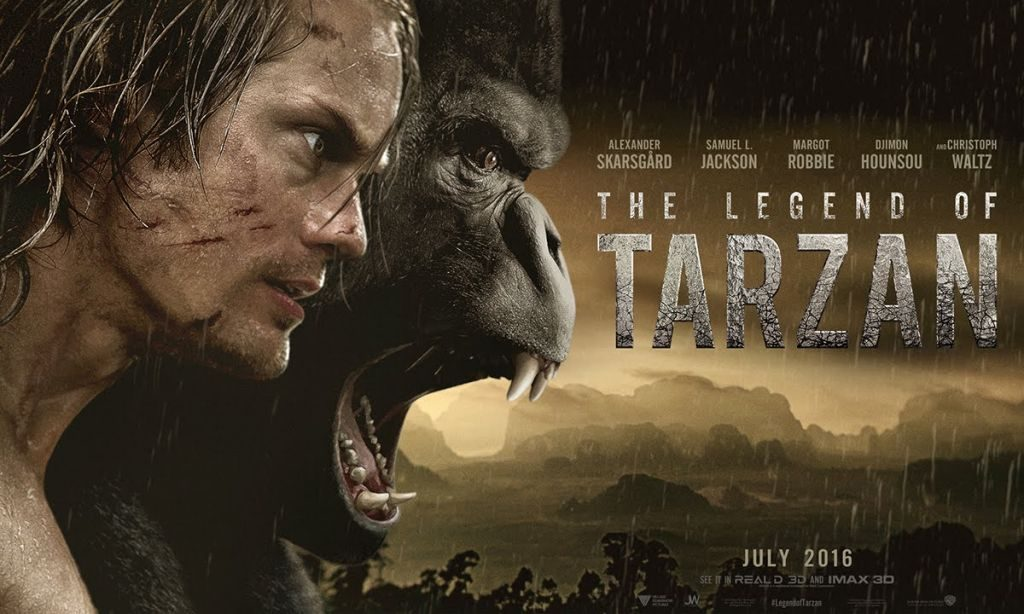 The Legend of Tarzan Review & Rating