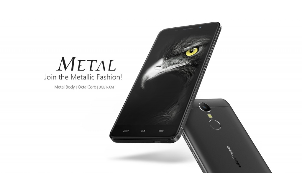 Ulefone Metal Affordable Smartphone Launched with 3GB Of RAM and 3050mAh Battery1