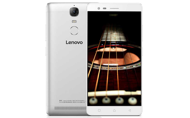Upcoming Lenovo Vibe K5 Note Will also be available to Buy Via Flipkart