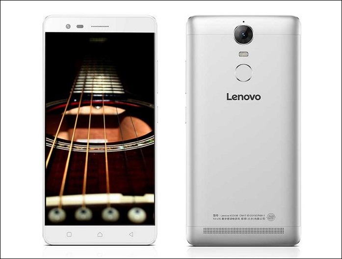 Upcoming Lenovo Vibe K5 Note Will also be available to Buy Via Flipkart1