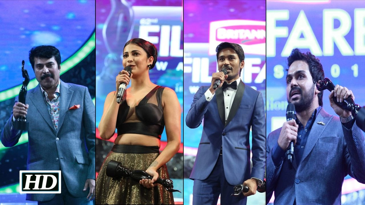 Vijay TV Tamil Filmfare Awards
