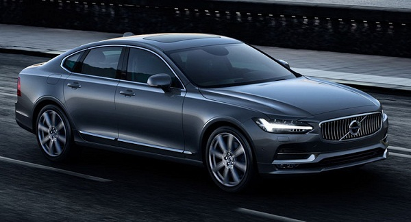 Volvo S90 Sedan Pre-booking Starts in India