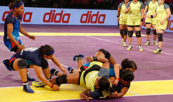 Women's Kabaddi Challenge 2016 Live Streaming, Firebirds vs Storm Queens