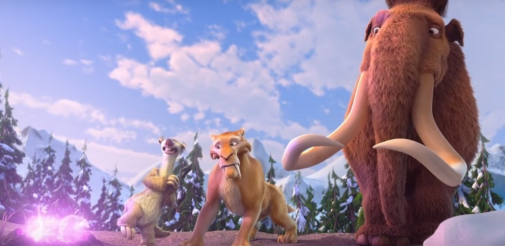 Ice Age: Collision Course Box Office Collection