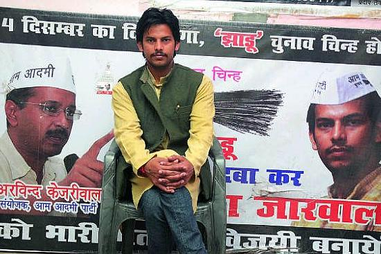 Parkash Jarwal: Another AAP MLA booked under the Molestation Case