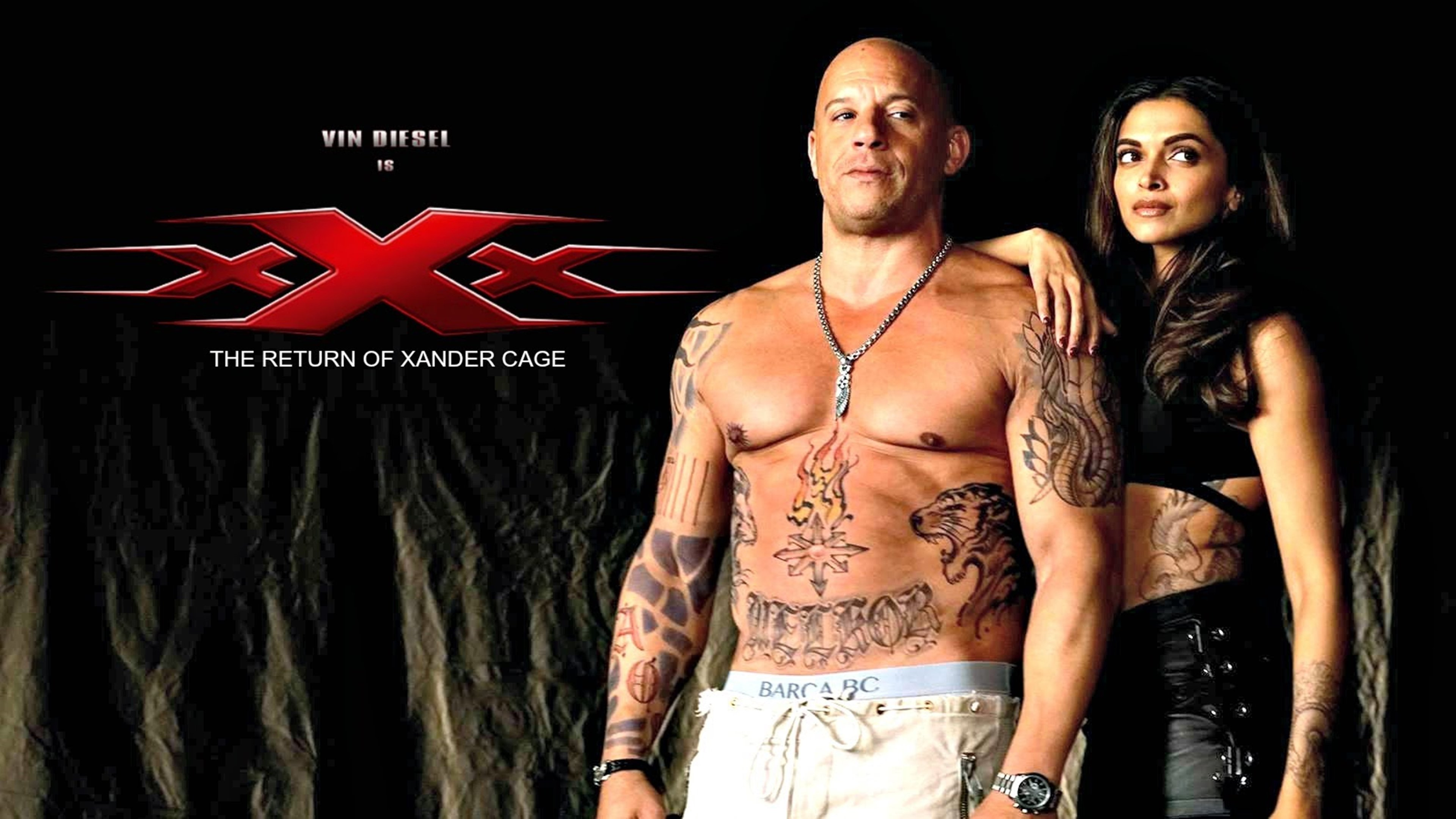 xXx Return of Xander Cage 2017 Hindi dubbed Movie Download