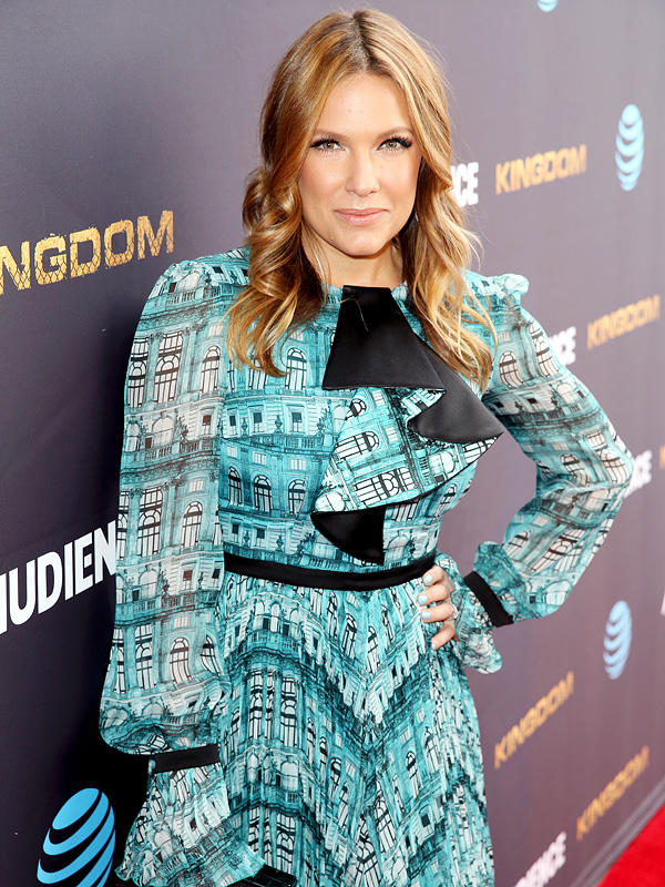 LOS ANGELES, CA - MAY 25: Actress Kiele Sanchez attends as AT&T Audience Network celebrates KINGDOM on May 25, 2016 in Los Angeles, California. (Photo by Joe Scarnici/Getty Images for AT&T Audience Network)