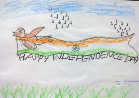 15 August Independece Day Slogans, Quotes, drawings