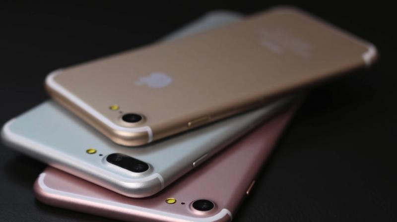 4K video shows three iPhone 7 variants