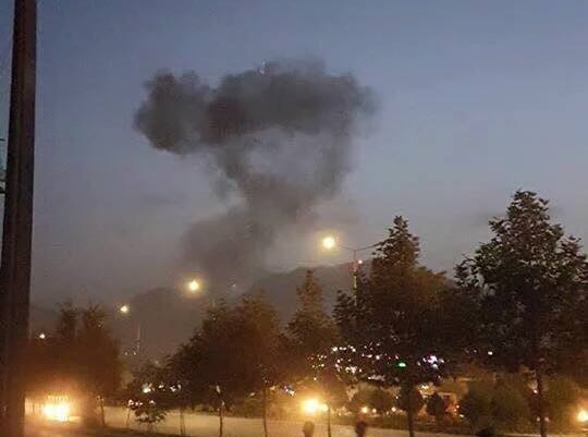 American University of Afghanistan in Kabul attacked by gunmen, official says