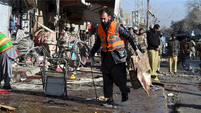 At least 40 dead after bomb explosion at civil hospital in Quetta1