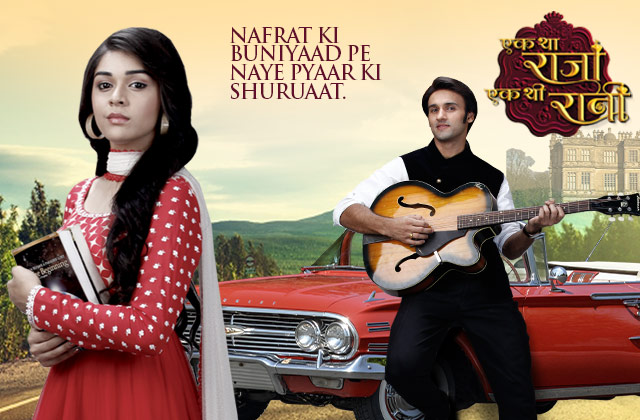Ek Tha Raja Ek Thi Rani 29th August 2016 Written Update