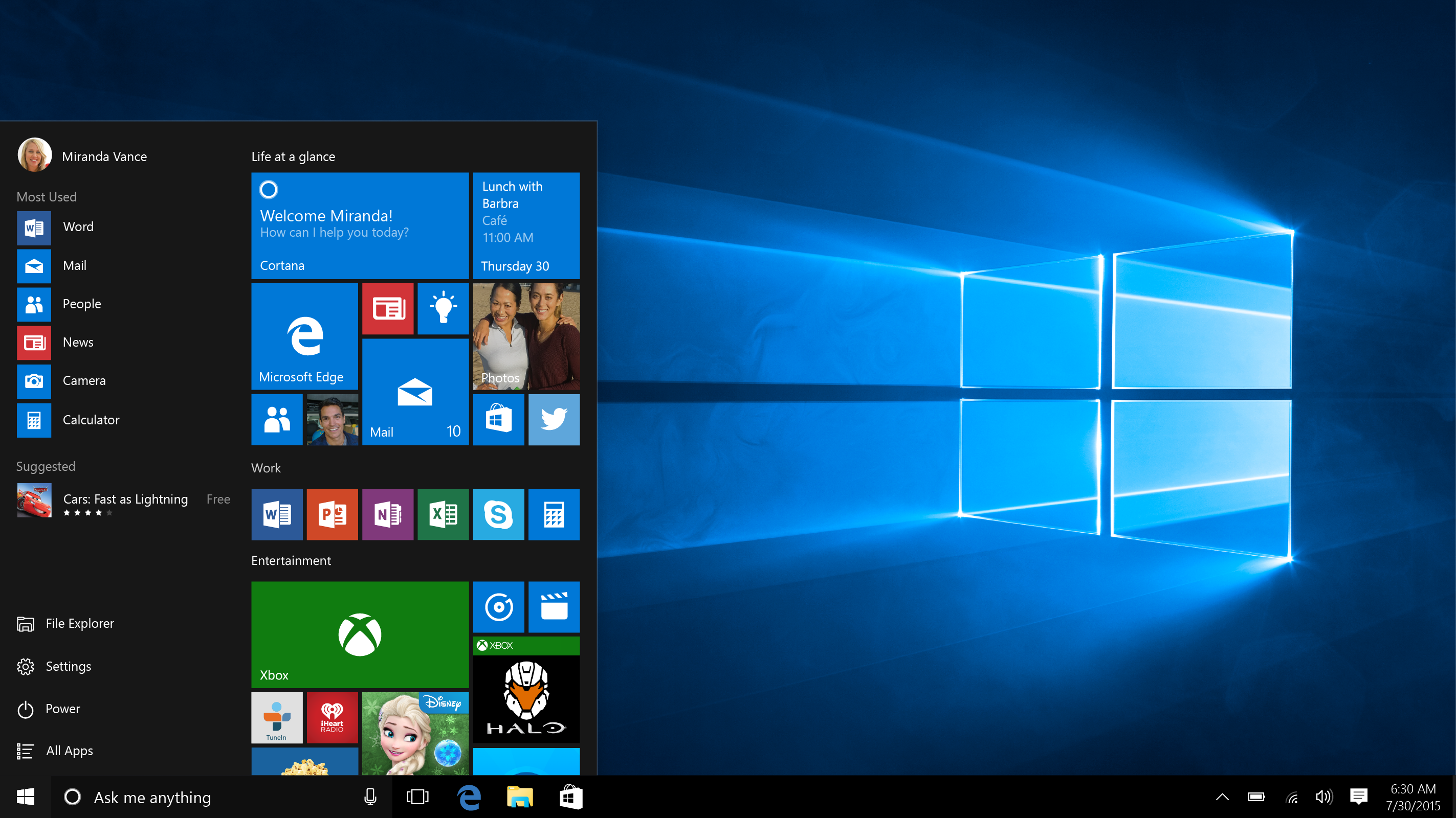 Expect two big updates for Windows 10 in 2017