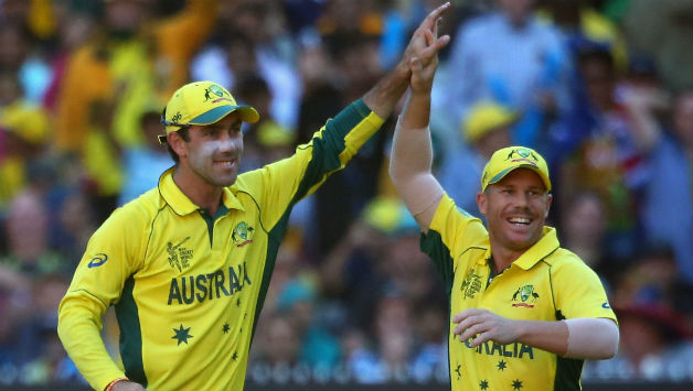 Glenn-Maxwell-of-Australia-is-congratulated-by-David-Warner
