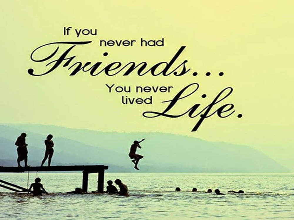 Happy Friendship Day 2018 Quotes Wishes Messages Sms ... Happy Friends Quotes