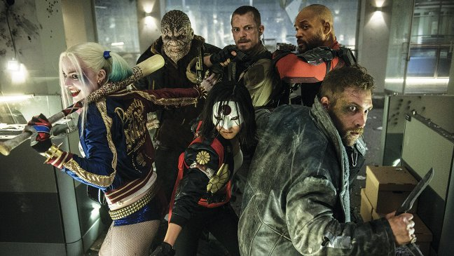 Hollywood Suicide Squad Movie Review & Rating