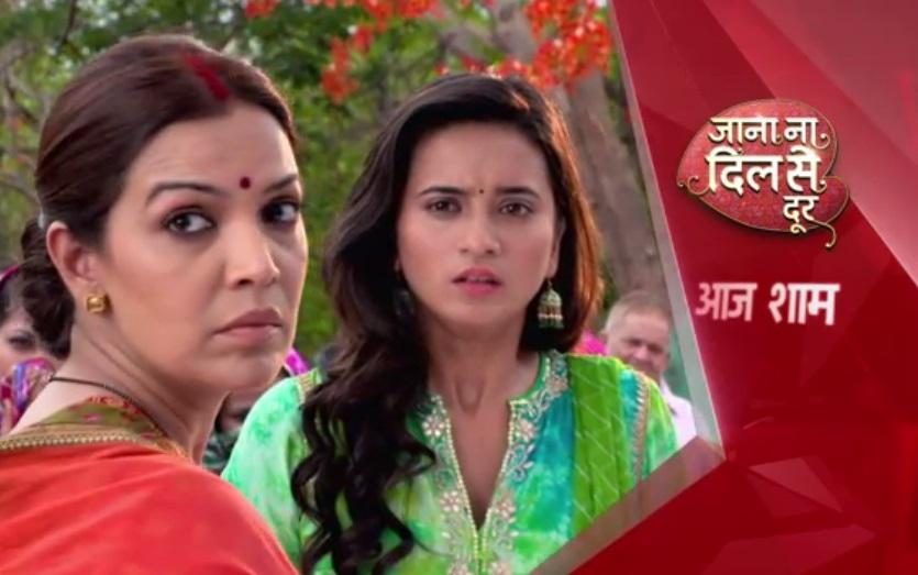 Jaana Na Dil Se Door Episode Written Updates