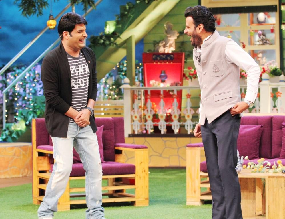 Kapil-Sharma-With-Manoj-Bajpayee