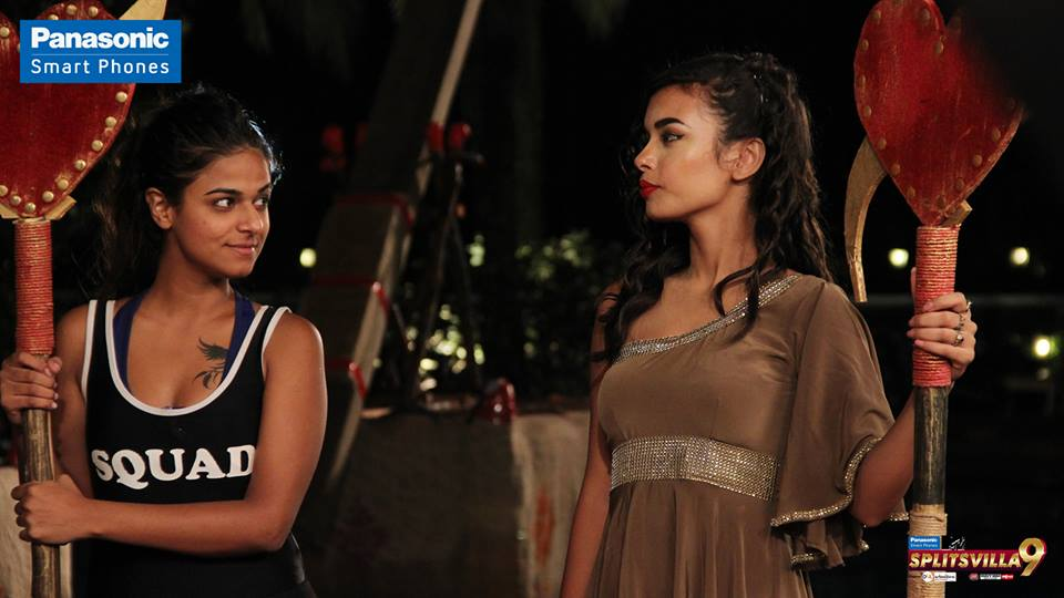 Kavya is throned the second queen of Panasonic Smart Phones Splitsvilla 9