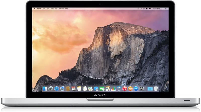 Macbook Pro may have a fingerprint sensor