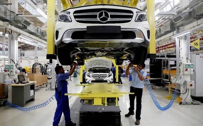 Lift Diesel Ban, Will Pay Environment Cess: Mercedes To Supreme Court