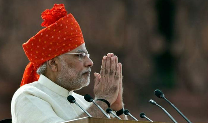 Narendra-Modi-While-Giving-Speech-On-Independence-Day