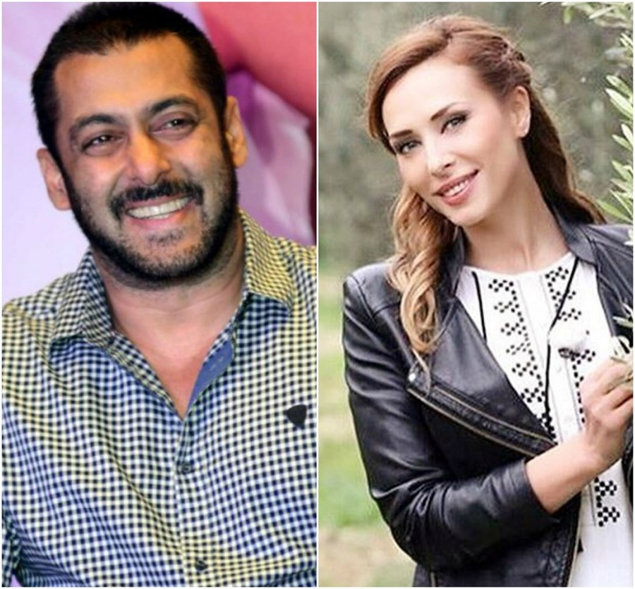 OMG! Iulia Vantur tagged her relationship with Salman Khan as 'Just Friends'