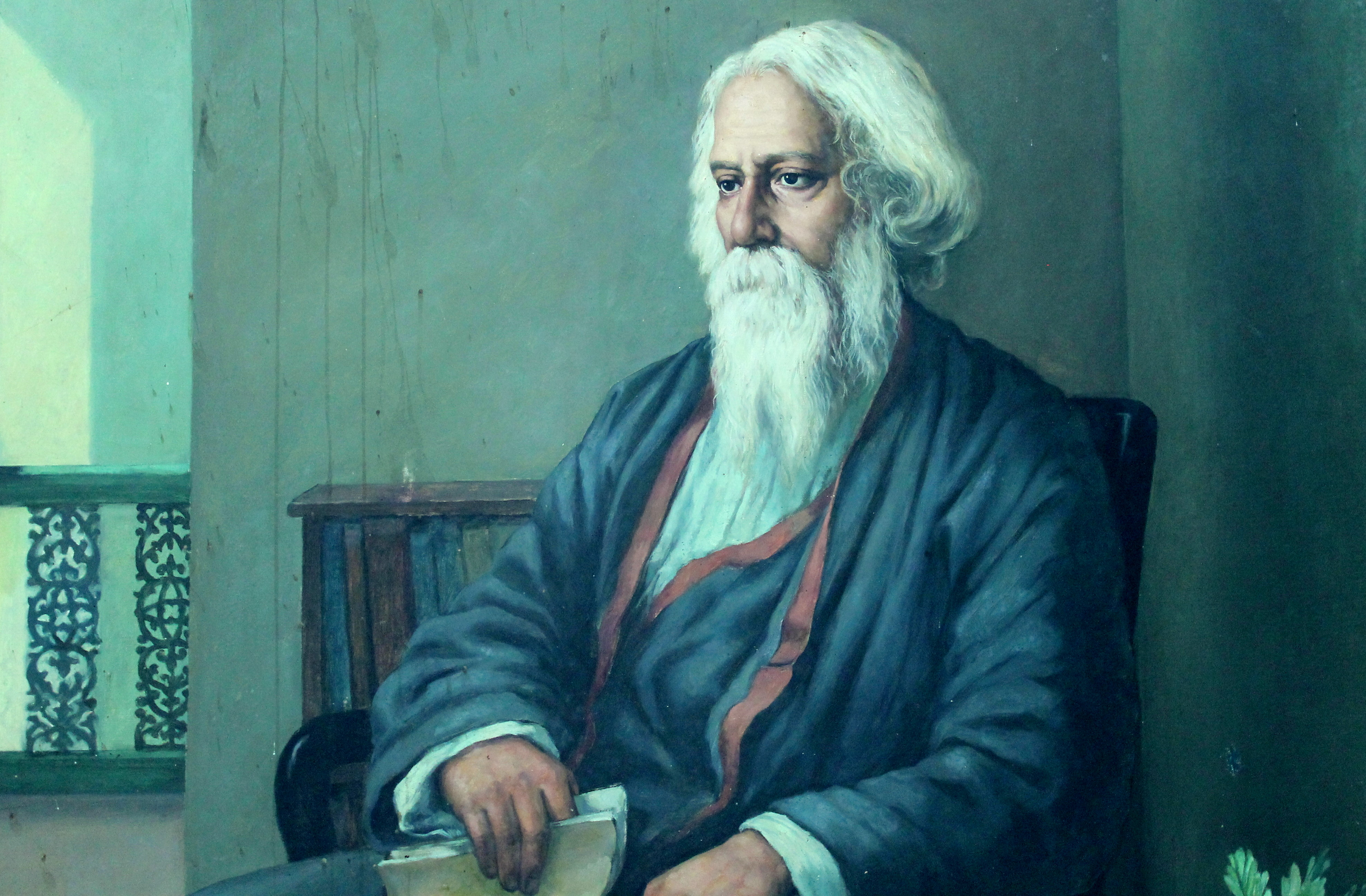 The Greatest Poet Ever Rabindranath Tagore
