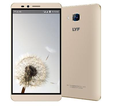 Reliance LYF Wind 2 Handset launched in India with 6-inch HD display at Rs 8,200