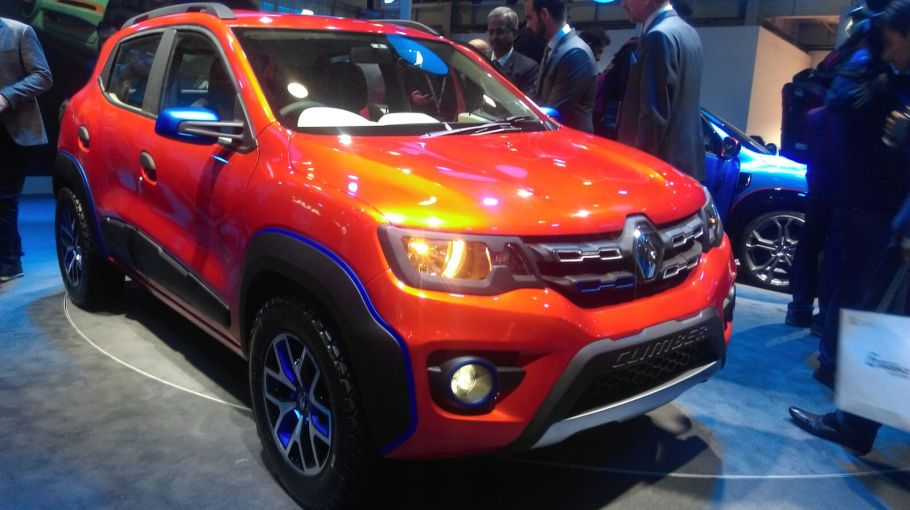 Renault Kwid Launched In October 2016 At At Rs 35 Lakh Bookings